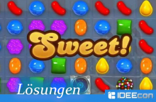 Candy Crush Lösung level 1201-1400