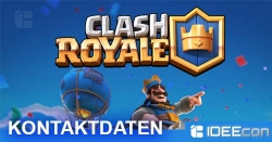 Clash Royale Kontakt – Support Deutschland