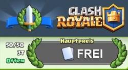 Clash Royale freie Turniere finden/suchen