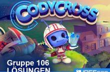 Codycross Gruppe 106 Lösungen – Komplettlösung