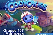 Codycross Gruppe 107 Lösungen – Komplettlösung