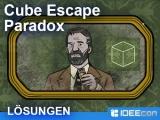 Cube Escape: Paradox Lösung & Walkthrough aller Kapitel