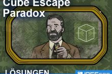 Cube Escape: Paradox Lösung & Walkthrough aller Kapitel
