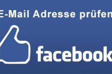 Prüfen, ob eine E-Mail Adresse einem Facebook Profil gehört