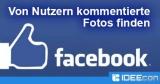 Facebook Fotos die von bestimmten Nutzer kommentiert wurden