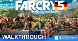 Far Cry 5 Walkthrough auf deutsch als Gameplay