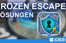 Frozen Escape Lösung ALLER Level