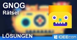 GNOG Lösung aller Level für iOS als walkthrough