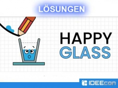 Happy Glass Lösung aller Level als Walkthrough mit 3 Sternen