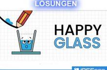 Happy Glass Lösung aller Level als Walkthrough mit 3 Sternen