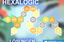 Hexalogic Lösungen aller Level als Walkthrough