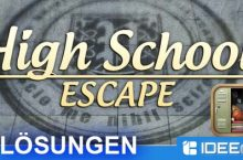 High School Escape Lösungen aller Level & Ebenen
