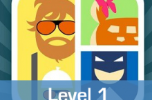 Icomania Lösung Level 1
