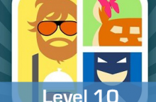 Icomania Level 10 Lösung
