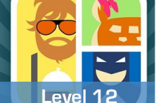 Icomania Level 12 Lösung