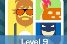 Icomania Level 9 Lösung