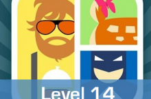 Icomania Level 14 Lösung Android und iPhone