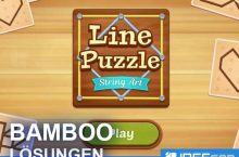 Line Puzzle String Art BAMBOO Lösungen aller Level