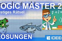 Logic Master 2 Lösung aller Level – Lustiges Rätsel 2 Lösungen