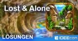 Lost & Alone Lösung als walkthrough (Verloren & Allein Lösungen)