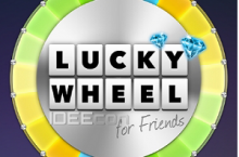 Lucky Wheel for Friends für Android und iPhone App