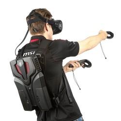 MSI VR One PC-Rucksack