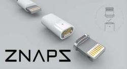 Magnetisches Ladekabel für iPhone & iPad von ZNAPS
