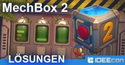 MechBox 2 Lösung aller Level als Komplettlösung