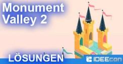 Monument Valley 2 Lösungen als Walkthrough für alle Kapitel