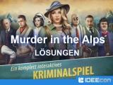 Murder in the Alps Lösung aller Kapitel als Walkthrough
