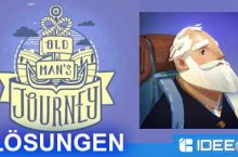 Old Man´s Journey Lösung aller Level als walkthrough