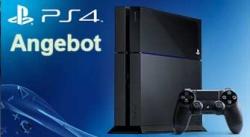 PlayStation 4 für 259,- € Nur solange der Vorrat reicht!