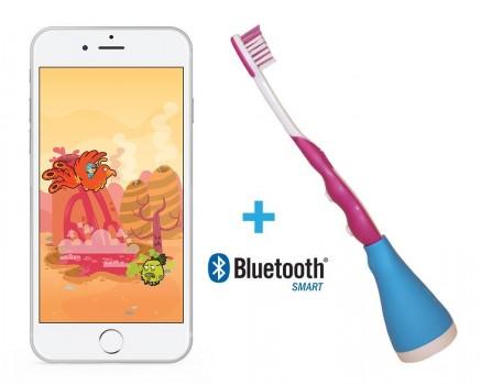 Playbrush-Zahnputzaufsatz-fuer-Kinder-mit-Bluetooth-Kickstarter