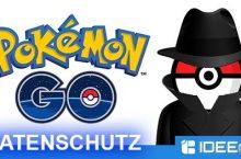 Pokémon GO Daten dürften an staatliche Stellen gegeben werden