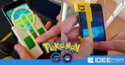 Pokémon GO Zielhilfe zum Ausdrucken oder basteln