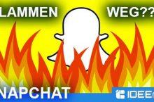 Snapchat Flammen weg! Was tun wenn sie verschwunden sind?