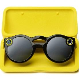 Snapchat Spectacles Brille (schwarz)