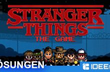 Stranger Things: The Game Lösungen als Walkthrough aller Kapitel
