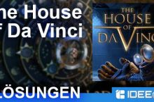 The House of Da Vinci: Lösung aller Kapitel als walkthrough