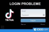 TikTok Anmeldung nicht möglich bzw. Login funktioniert nicht
