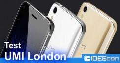 UMI London: Test & Erfahrungen des günstigen Smartphones
