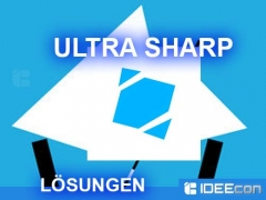 Ultra Sharp Lösungen nach Level & Kapitel (Chapter)