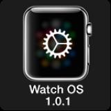 Watch OS 1.0.1 Update für Apple Watch verfügbar