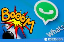 Whatsapp selbstzerstörende Nachrichten/Fotos kommen!