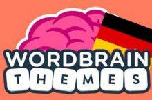 WordBrain Themes – Lösung aller Level & Pakete für iOS und Android