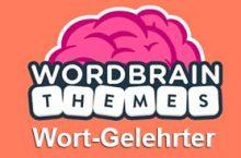 WordBrain Themes Wort-GELEHRTER Lösung