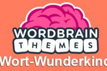 WordBrain Themes Wort-WUNDERKIND Lösung