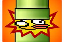 Zerstöre Flappy Bird mit Squishy Bird