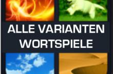 Ähnlich 4 Bilder 1 Wort in verschiedenen Variationen & Sprachen – Alternativen