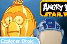 Angry Birds Star Wars: Versteckte Gegenstände (Golden Explorer Droid) finden – iOS & Android